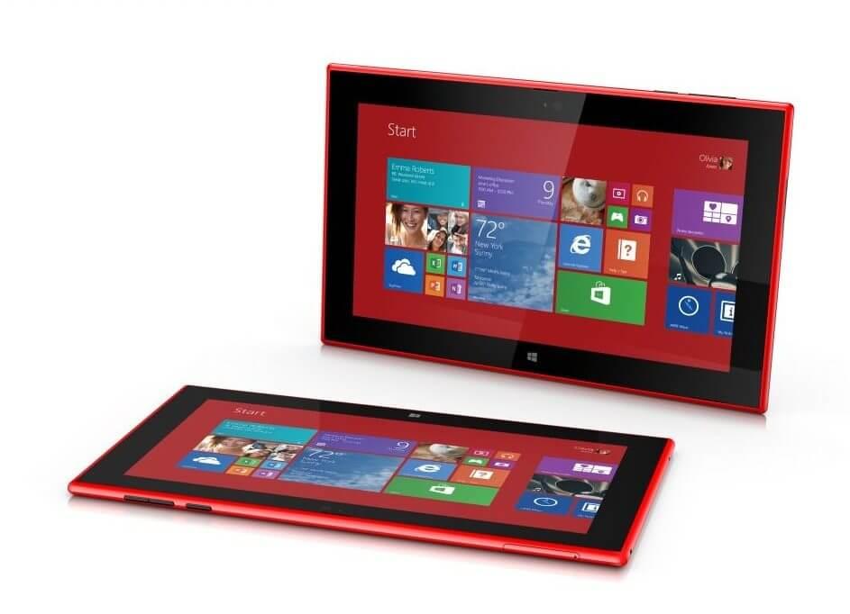 Nokia revela seu primeiro tablet - Lumia 2520