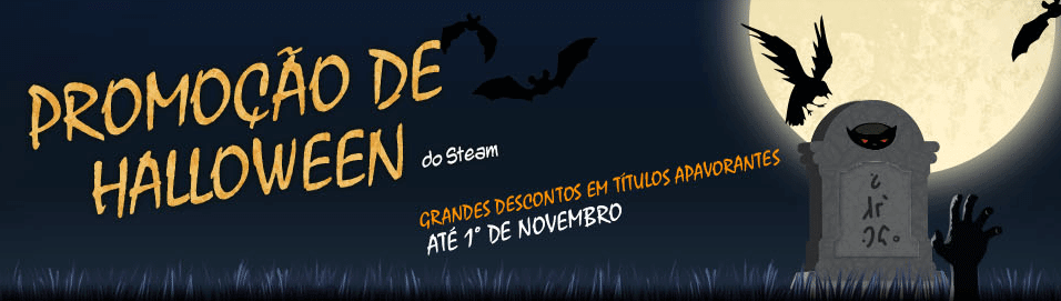 Steam Halloween Sale: jogos assustadores pela metade do preço 2