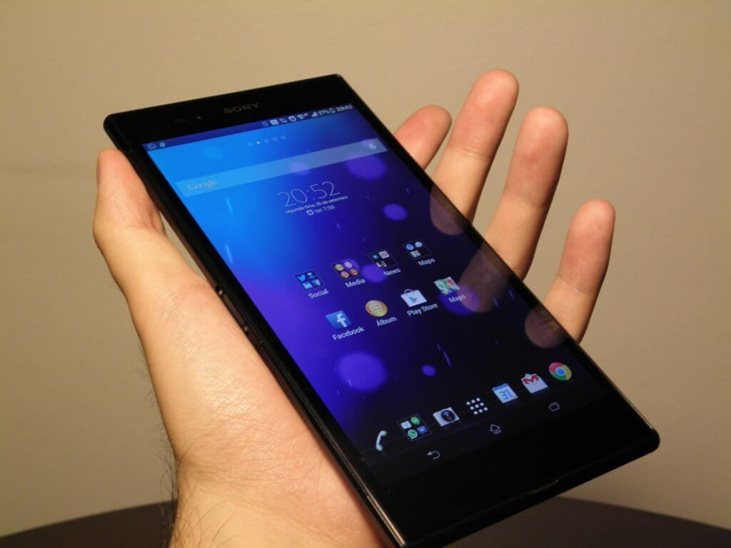 Review: Xperia Z Ultra, phablet de 6,4'' da Sony Mobile 7