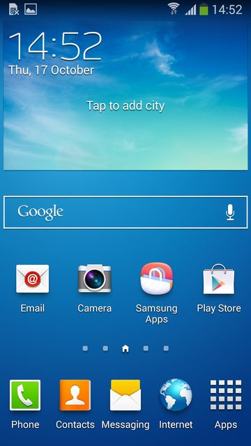 Samsung Galaxy S4 official firmware Android 4.3 Jelly Bean (2)