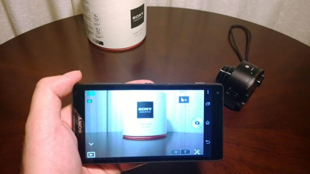 Sony DSC QX10 13 - Sony DSC-QX10, câmera Wi-Fi para smartphones, chega ao Brasil por R$ 999