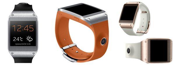 Samsung Galaxy Gear ganhará suporte a mais aparelhos