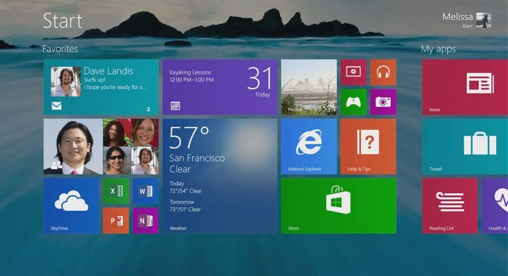 Windows 8. 1