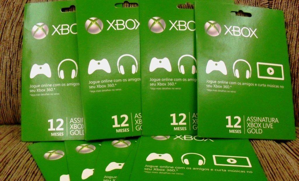 Xbox Live Gold grátis de 14 a 17 de fevereiro
