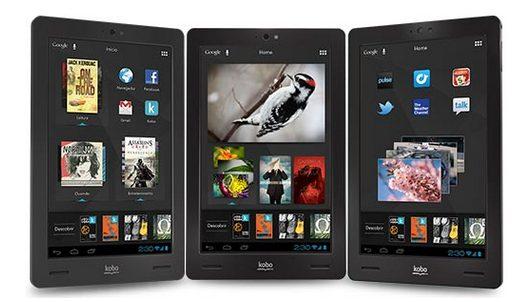 Firefox OS será disponibilizado em novos tablets da Kobo – Kobo Arc 7, Kobo Arc 7HD e Kobo Arc 10HD