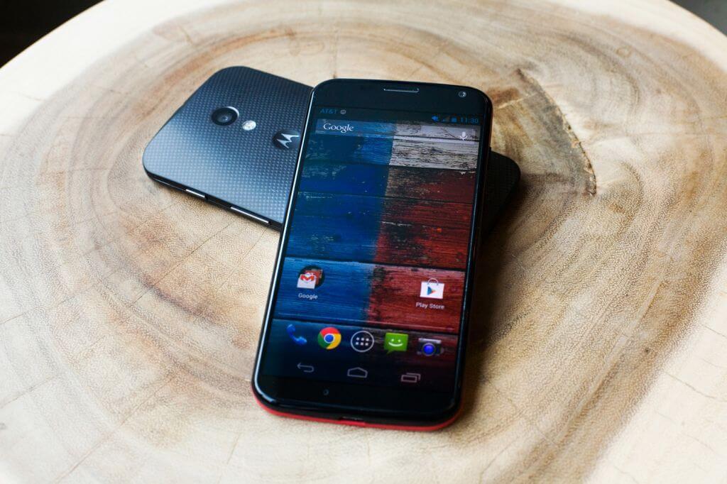 Vaza atualização Android 4.4 Kitkat para o Moto X da Motorola