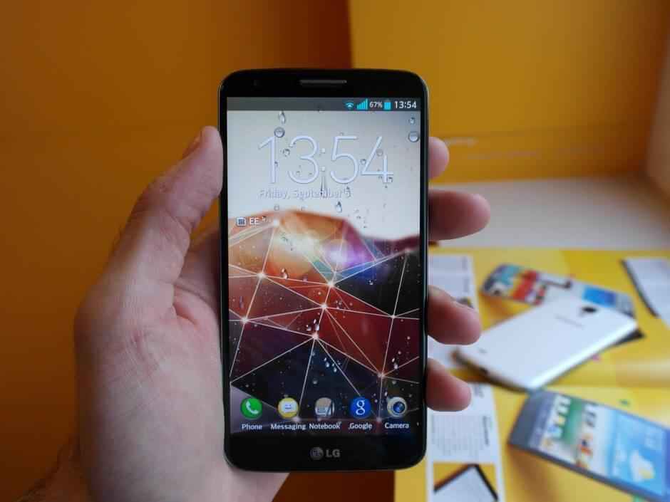 LG G2 ganha prêmio nas categorias Celular do Ano e Gadget do Ano no Stuff Gadgets Awards 2013