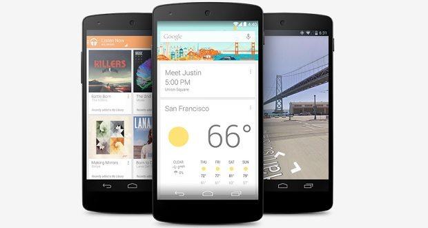Nexus 5 chega ao Brasil no primeiro trimestre de 2014