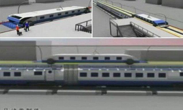trem que nunca para chen jianjung showmetech