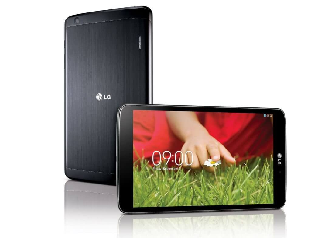 Tablet LG G Pad chega ao Brasil por R$ 1.099 2