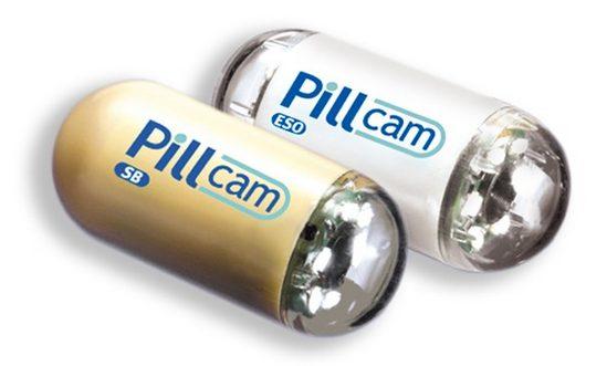 Pílula com câmera para exames é aprovada nos Estados Unidos