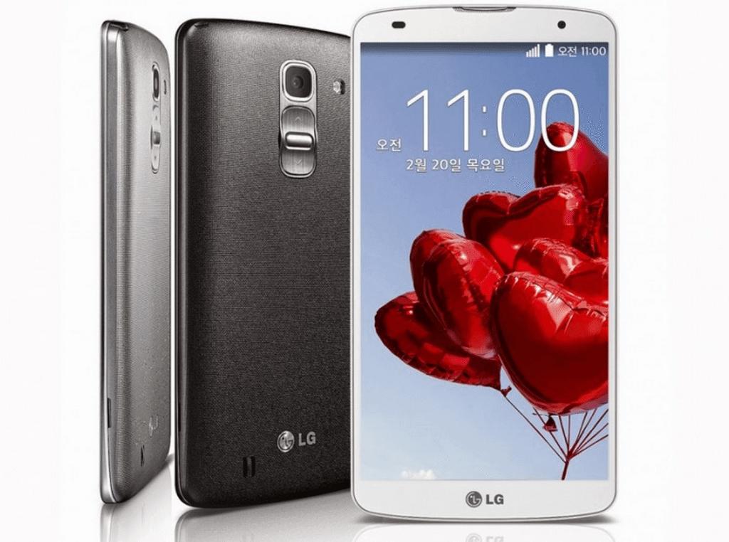 Novo smartphone LG G Pro 2 filma em 4K