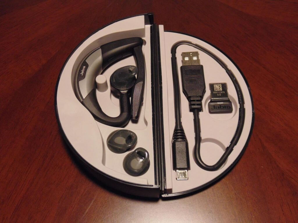 Review: Jabra Motion (Headset Bluetooth) 9