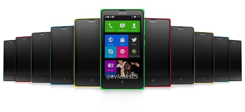 nokia x a110 normandy