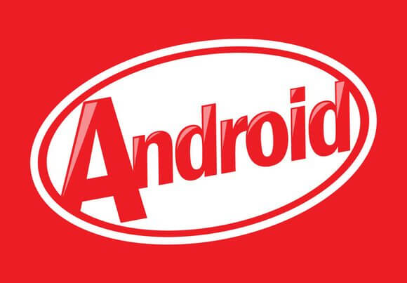 Android kitkat log