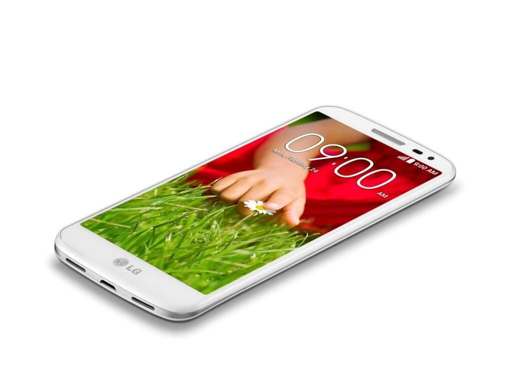 LG G2 Mini Branco frente3
