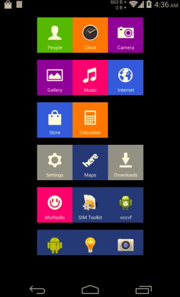 Fazendo o caminho contrário: apps do Nokia X portados para qualquer Android