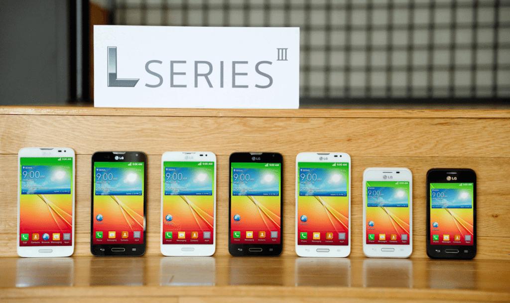 LG anuncia chegada de 11 novos smartphones ao Brasil