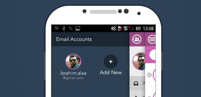 circles mail android app