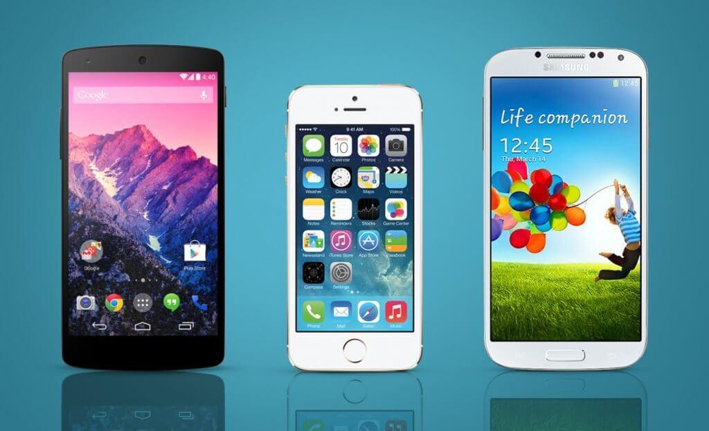 Google nexus 5 iphone 5s galaxy s5 4g lte brasileiro brasil