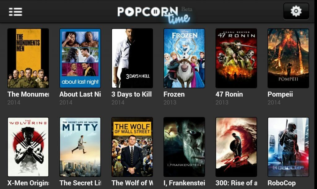 Popcorn Time para Android está de volta ao Google Play 2