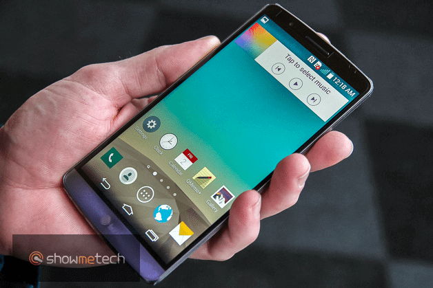 Hands-On: LG G3