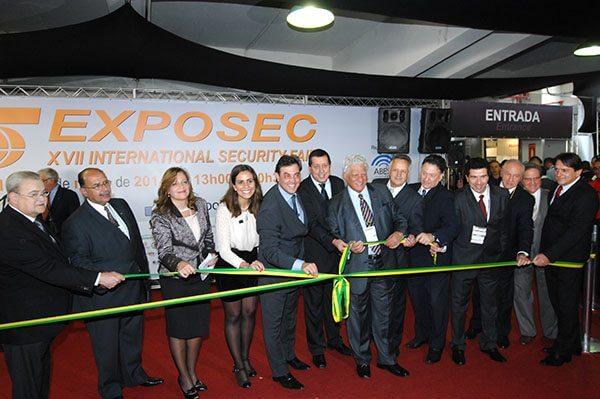 ExpoSeg Reune o Melhor da Tecnologia a Serviço da Segurança
