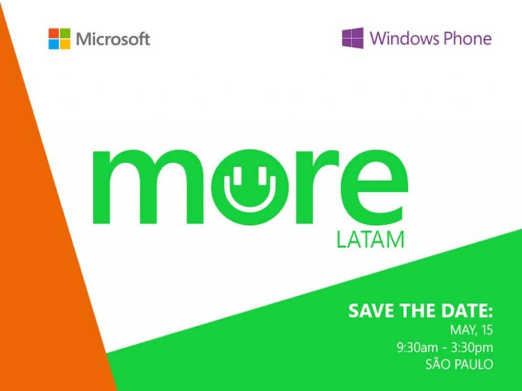 Nokia Microsoft More Save The Date