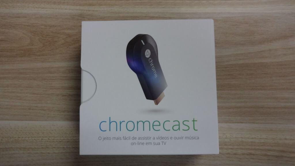 Chromecast chega ao Brasil por R$ 199