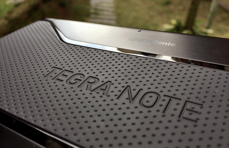 Review: tablet NVIDIA Tegra Note 10