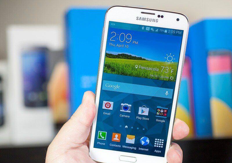 Samsung galaxy s5 brasil venda