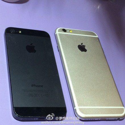 iPhone 6 traseira