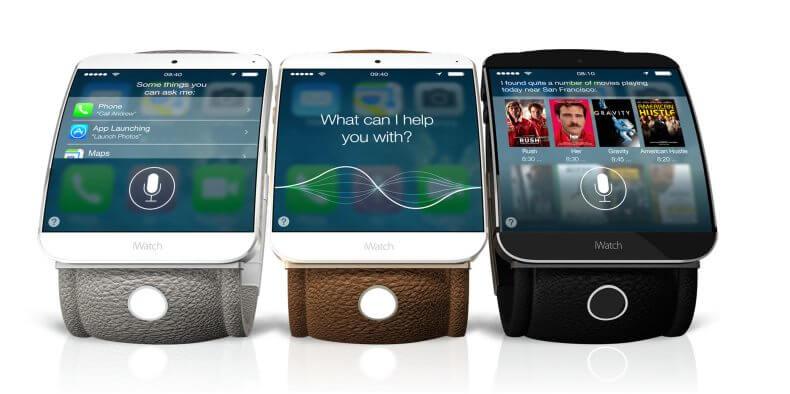 """iWatch chega em outubro com carregador sem fio, tela de 2,5"""" e monitor cardíaco"""