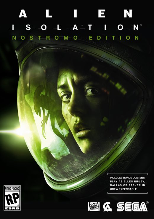 "Game ""Alien: Isolation"" terá participação do elenco do filme original"
