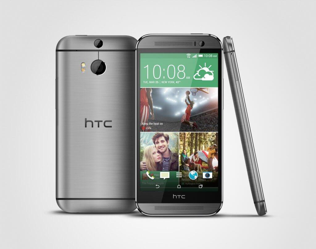 HTC One M8 metal 3V