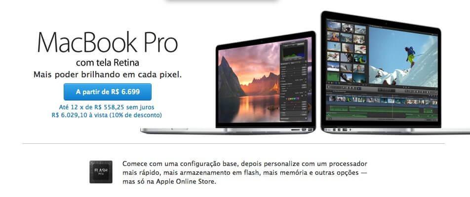 Macbook pro retina mid 2014