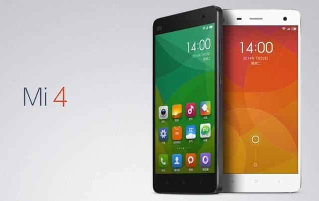 Xiaomi lança o smartphone Mi 4: Android com cara de iPhone 5s