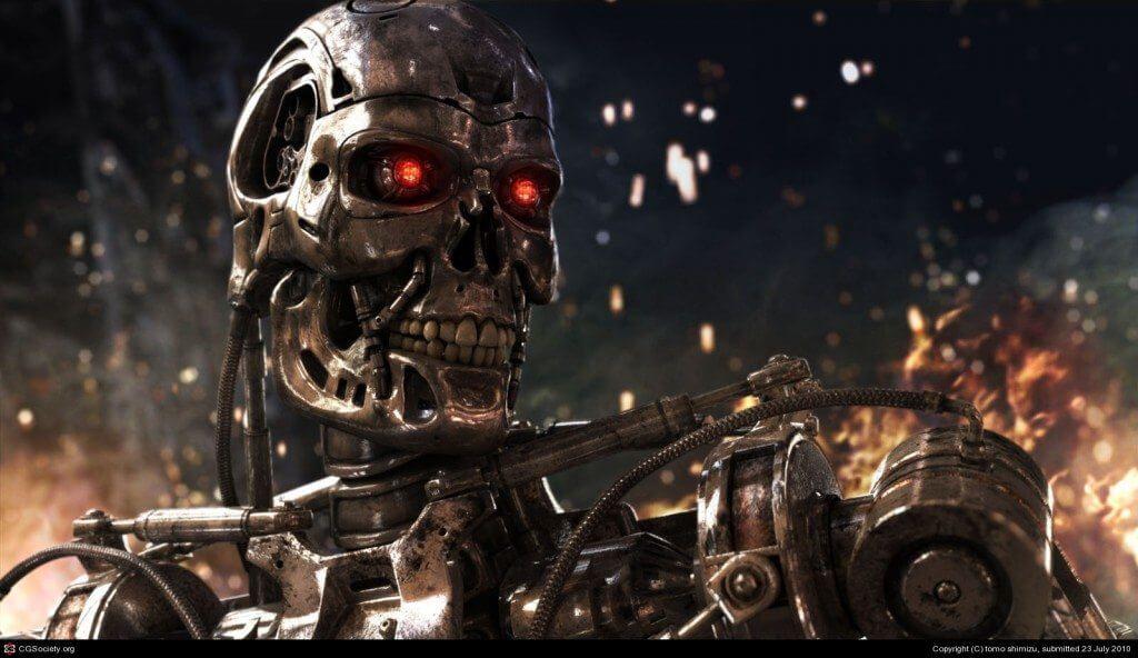 Google cria código para se proteger da Skynet