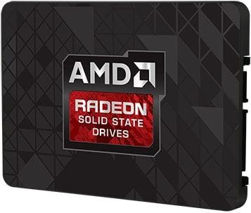 AMD Radeon SSD - AMD expande portfólio com nova linha de SSD Radeon R7