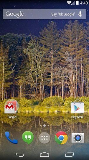 Google Now Launcher agora é compatível com Android 4.1+