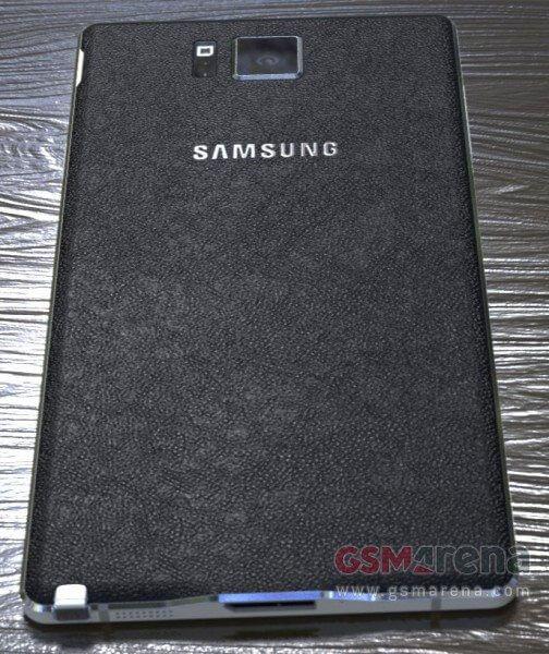 Vazam fotos do Samsung Galaxy Note 4