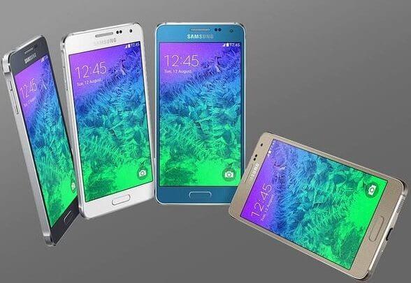 Galaxy Alpha: o smartphone Samsung com borda de metal