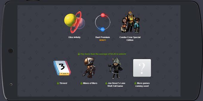 humblebundle android agosto 2014 - Humble Bundle Mobile 6 com jogos para Android com desconto está quase acabando