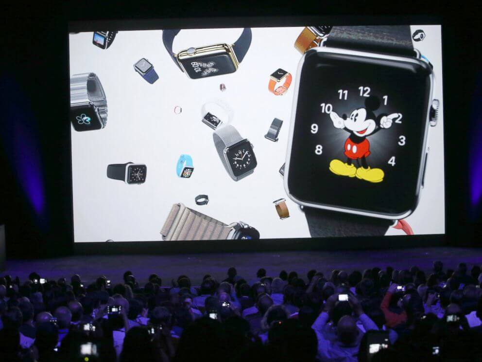 Apple Watch iWatch smartwatch relogio inteligente 1