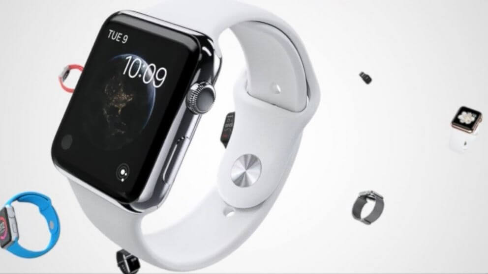 Apple Watch iWatch smartwatch relogio inteligente 2