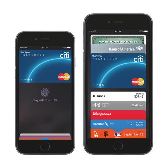 Apple deve restringir uso do chip NFC ao Apple Pay