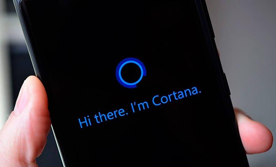 Assistente Cortana poderá ser ativada por voz