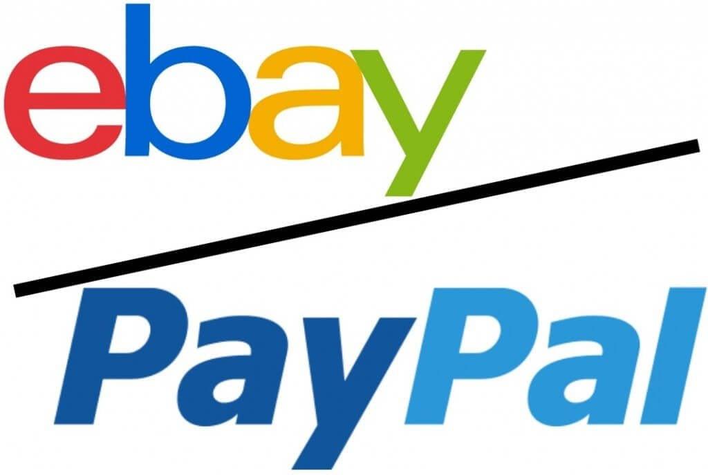 ebay paypal divisao split