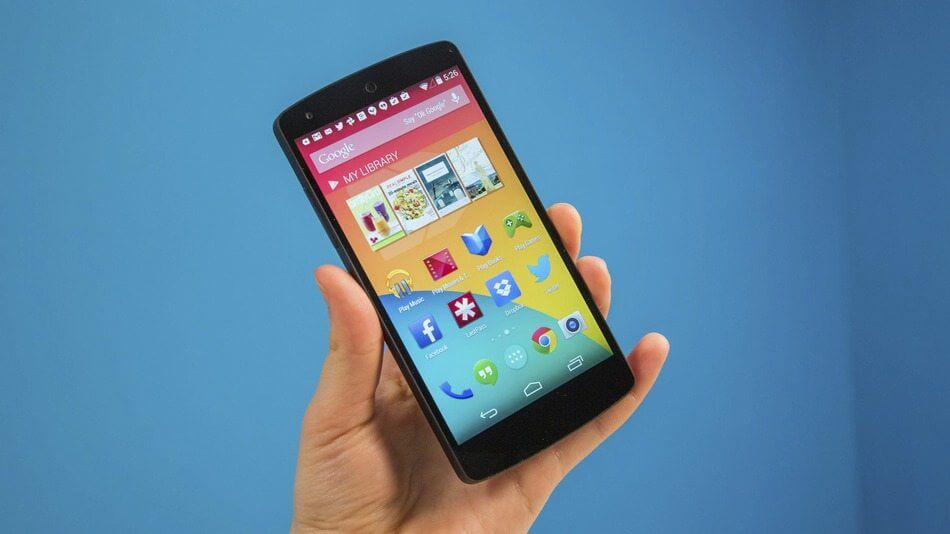 google android l material design atualizao update