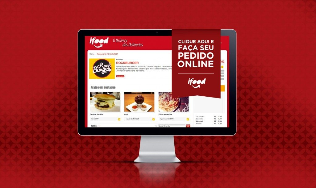 iFood e RestauranteWeb se fundem e criam gigante de delivery online